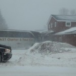 Visiting hockey bus crashes into Canale's; men's hockey game postponed