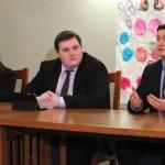 Unopposed SA leadership candidates hold debate