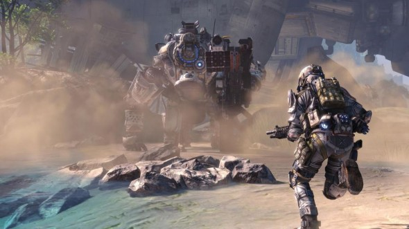 """Titanfall"" offers some of the best multiplayer options in the market and features great controls and maps.  (Photo provided by titanfall.com)"