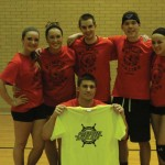 Campus recreation sports report: co-rec volley champions crowned