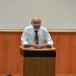Children's writer Bruce Coville gives life advice in Quest keynote speech