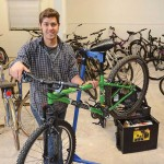 Student launches bike-share program
