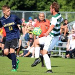 Men's soccer starts off season with win in home tournament