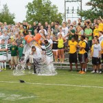 Oswego State Athletic Department accepts President Stanley's challenge