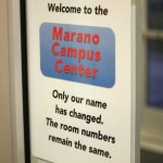 "Campus Center renamed ""Marano Campus Center"" after woman's donation"