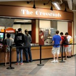 Crossroads accepts credit, debit cards