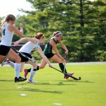 Field hockey squeaks out home opener