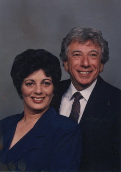"Lorraine and Nunzio ""Nick"" C. Marano, whose estate donated $7.5 million to university.  (Photo provided by Office of  Alumni Relations and University Relations)"
