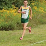 Senior captain looks to pace men's cross country to successful autumn