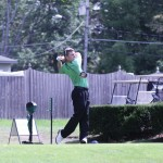 North leads men's golf to season-best
