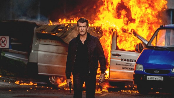 """The November Man"" doesn't try to tread any new ground in the spy film genre, but is still packed with enjoyable action.  (Photo provided by nypost.com)"