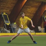 Men's tennis breaks in new roster
