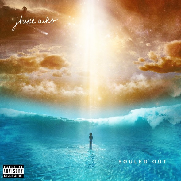 "Jhene Aiko's smooth, ornately produced R&B modalities are at the forefront of ""Souled Out."" (Photo provided by hiphopdx.com)"