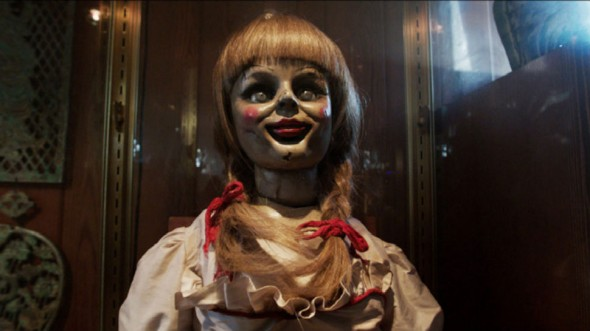Though filled with unsettling imagery, Annabelle offers nothing new or exciting to the horror genre.  (Photo provided by nerdist.com)