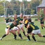 Women's club rugby makes move up from Division III to Division II