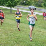 Freshmen lead XC into SUNYACs