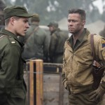'Fury' captures friendship, sacrifice in midst of violence