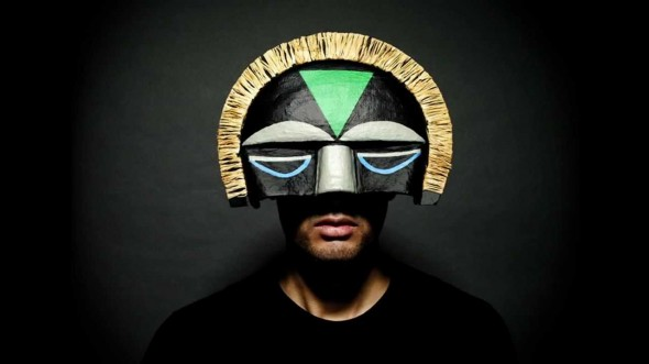 SBTRKT aka Aaron Jerome stripped down the sounds of drum machines and synthesizers to make something truly beautiful.  (Photo provided by allhiphop.com)