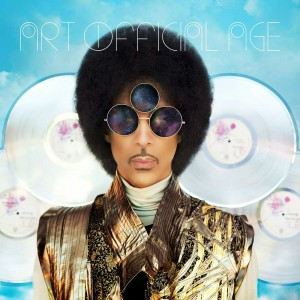"Prince shows no signs of slowing down on his new album ""Art Official Age."" Photo provided by (okplayer.com)"
