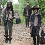 'The Walking Dead' picks up pace in season 5 premiere