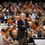 Boeheim visits Oswego on book tour