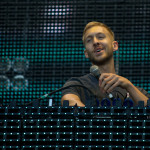 Calvin Harris stumbles setting latest album in 'Motion'
