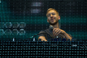 """Motion,"" the latest album from popular producer and DJ Calvin Harris, has its ups and downs but ultimately fails to impress. Photo provided by commons.wikimedia.org)"