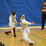 Fencing club impress at tournament in Binghamton