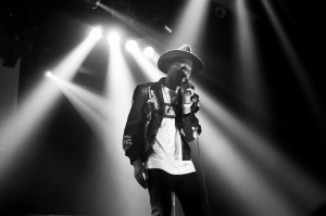 "Theophilus London is poised to make his mainstream breakthrough on ""Vibes."" (Photo provided by commons.wikimedia.org)"