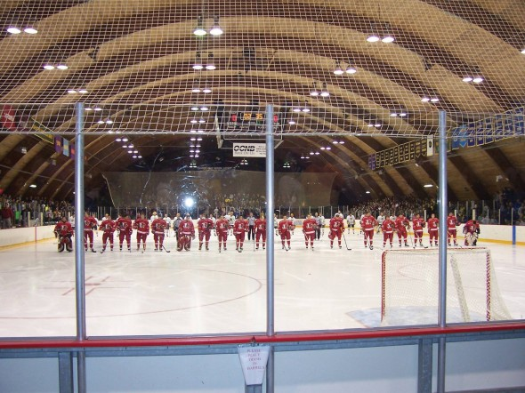 Romney Field House was the home for the Lakers for over four decades.  With its electric atmosphere, it was a tough place to play for Lakers' opponents.  (Photo provided by Monica Brill)