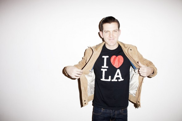 DJ and producer Dillon Francis rules the EDM scene with irresistable sounds.  (Photo provided by dillonfrancis.com)