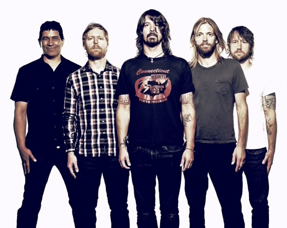 "The Foo Fighters are back with ""Sonic Highways,"" a musical love letter to the history and culture of American music.  (Photo provided by fenwayticketing.com)"