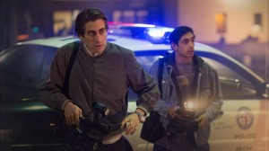Jake Gyllenhaal plays a tortured, manipulative young crime scene reporter willing to do anything to chase a story. (Photo provided by nightcrawlerfilm.com)
