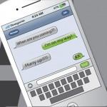 New no-texting initiative