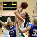 Laker women rout New Paltz by 23