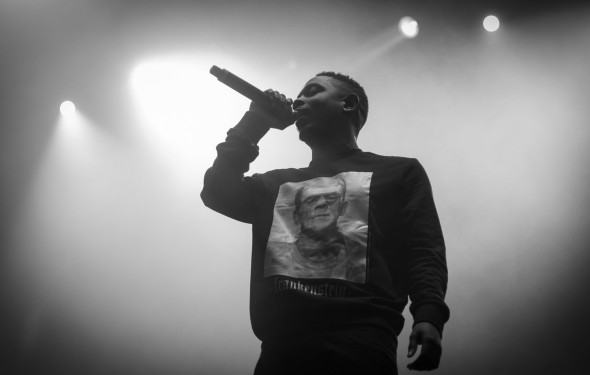 Kendrick Lamar is poised to make the biggest album release in 2015. (Photo provided by commons.wikimedia.org)