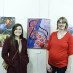 Art exhibition showcases student talent, collaboration