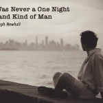 "Creative Writing: ""I Was Never a One Night Stand Kind of Man"""