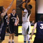 Men's basketball returns to SUNYAC semis