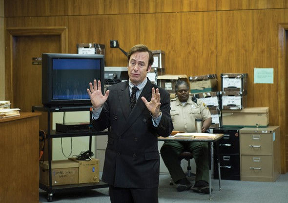 Bob Odenkirk returns to the slimy, yet loveable small screen character in Saul Goodman that made him a household name. (Photo provided by amcnetworks.com)