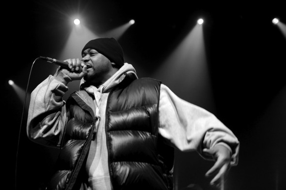The always lyrically bombastic Ghostface Killah pairs his rhymes with intricate jazz melodies on 'Sour Soul.' (Photo provided by commons.wikimedia.org)