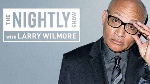 """The Nightly Show with Larry Wilmore"" is keeping it real after Colbert's departure.  (Photo provided by thecomedynetwork.ca)"