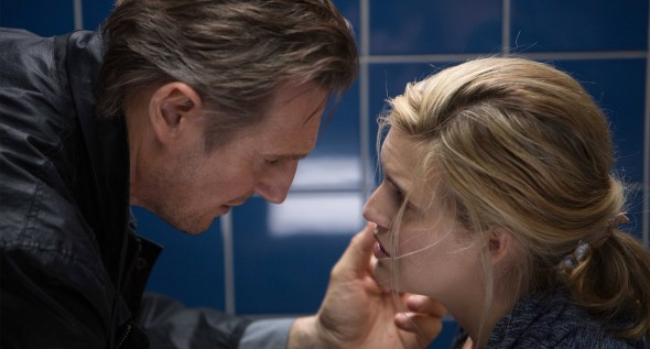 Liam Neeson is back again as a vengeful father who can't stop losing his daughter.  (Photo provided by hdwallsource.com)