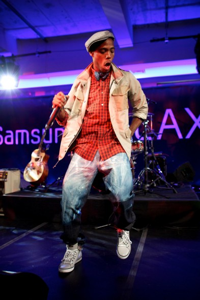 B.o.B is known for his collaborations with pop artists. (Photo provided by Mark Guim via Flickr)