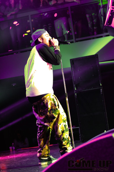 Artist Mac Miller is one of the artists that will come to Oswego State to perform for students on May 8.  (Photo provided by larrylovenstein via Flickr)
