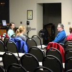 College holds open forum to discuss mandatory student fees