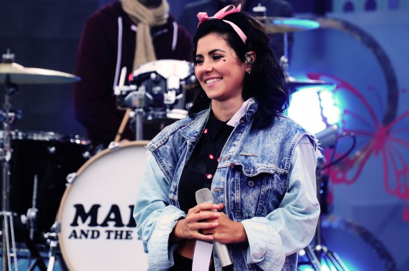 The absolutely infectious Marina Diamandis returns to pop goodness on 'FROOT.' (Photo provided by commons.wikimedia.org)