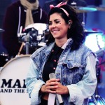 Marina and the Diamonds blooms musically on new album