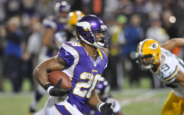 Adrian Peterson is getting closer to seeing the field, as the NFL sees their policies fail once again. (Photo provided by Joe Bielawavia via Flickr)