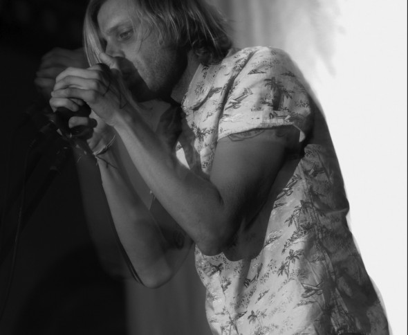 After a meteoric rise to fame, lead singer Aaron Bruno leads AWOLNATION into a new era of music-making for the group. (Photo provided by flickr.com)